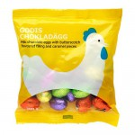 GODIS CHOKLADÄGG Telur coklat dengan iris