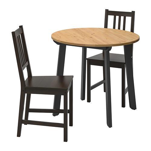 Tavolo STEFAN GAMLARED e sedia 2