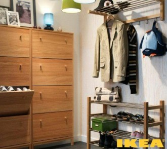 hol IKEA interior