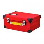 FLYTTBAR чемодан для игрушек красный