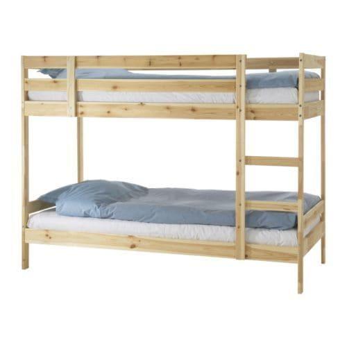 Ikea Letti A Castello Prezzi.Midal Frame 2 Letti A Castello 203 654 28 Recensioni Prezzo