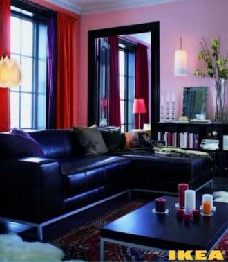 Interior Wohnzimmer