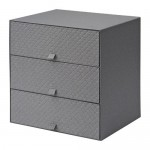 PALACE Mini chest with 3 drawers