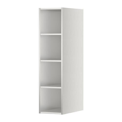 ХОРДА Открытый шкаф - под нержавеющую сталь, 20x37x80 см