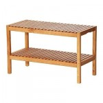 MOLGER Bench - Brown