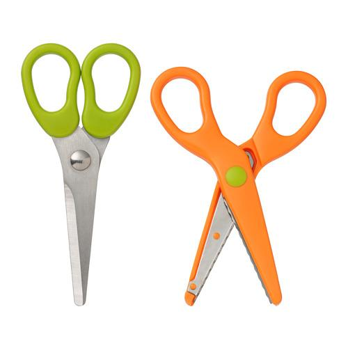МОЛА Ножницы,2 штуки