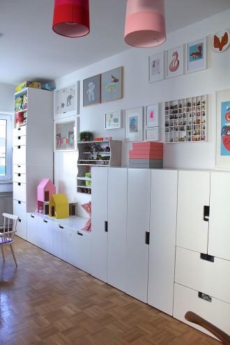 Детская комната - территория STUVA