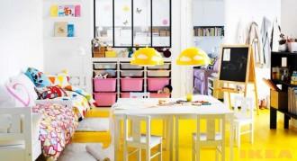 habitación de los niños