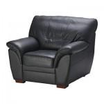 БЬЁРБУ Кресло - черный