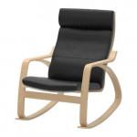 Rocking chair - Smidig black, Smidig black