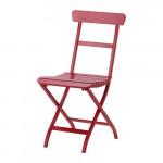 МЭЛАРО Садовый стул - , складной красный