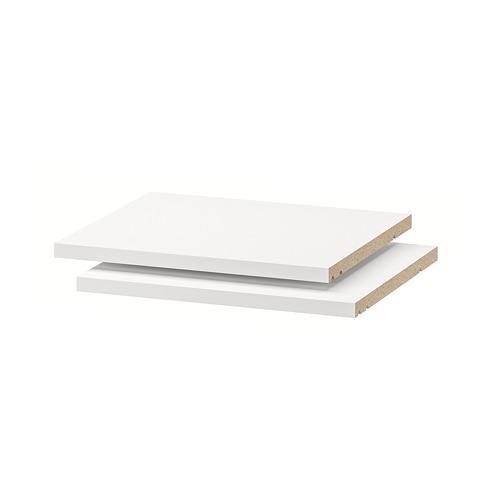 УТРУСТА Полка - 40x37 см, белый