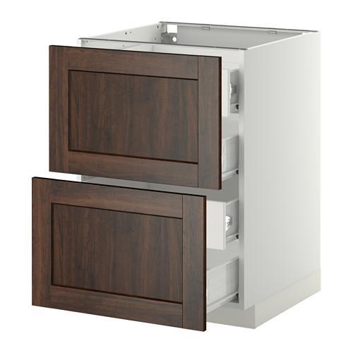 verfahren forvara unterschrank vorne pnl 2 4 durchschnitt schubladen wei edserum holz. Black Bedroom Furniture Sets. Home Design Ideas