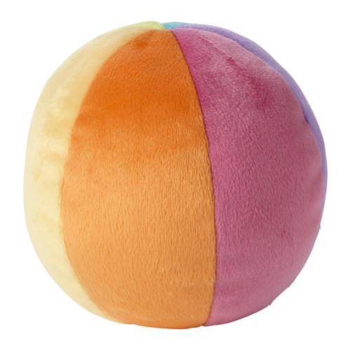 ЛЕКА Мягкая игрушка,мяч
