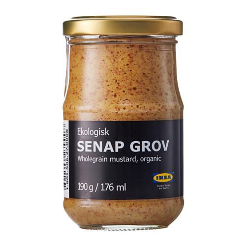 SENAP GROV Горчица из цельных зерен