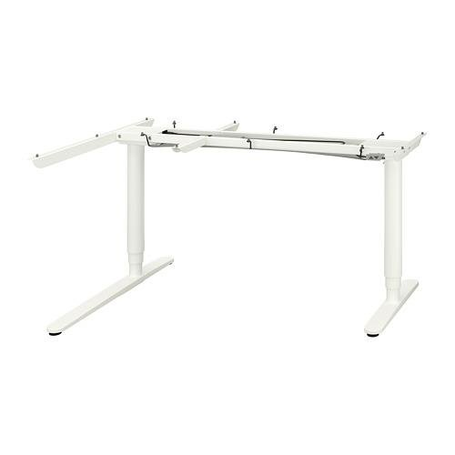 Beccant Corner table-transformer, électrique - blanc