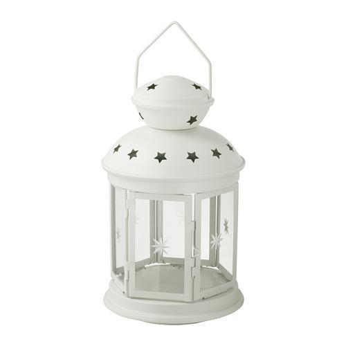 РОТЕРА Фонарь для формовой свечи