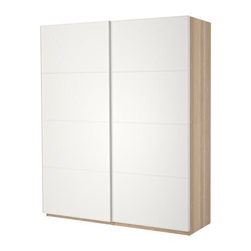 Istruzioni Montaggio Ikea Pax Ante Scorrevoli.Armadio Pax Con Ante Scorrevoli 199 329 83 Recensioni Prezzi