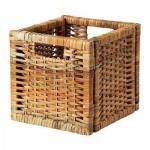 BRANES篮子 - 藤条,23x25x23厘米