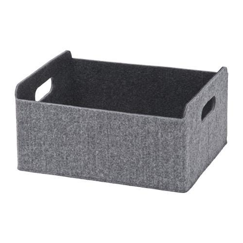 БЕСТО Коробка - серый