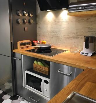 Cocina de IKEA en JaneVasilenko