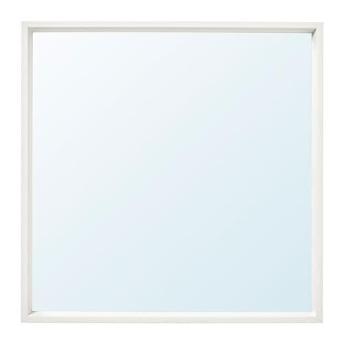 НИССЕДАЛЬ Зеркало - белый