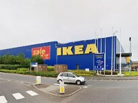 IKEA Belfast store - the store address, map, time, shop and restaurant