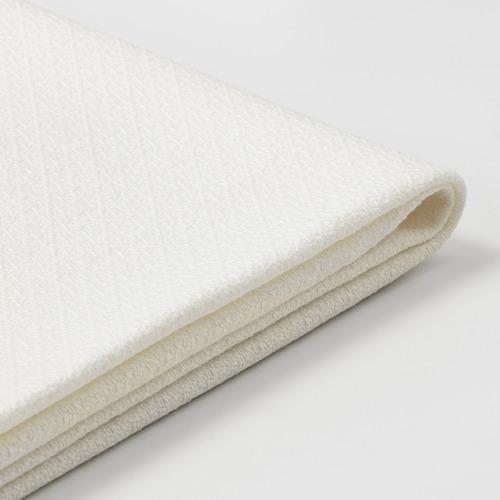 БАККАБРУ Чехол на диван-кровать с козеткой - Хильте белый, Хильте белый
