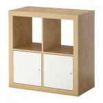 EXPEDIT Gabungan d / penyimpanan - birch / white