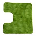 TOFTBO коврик в туалет зеленый