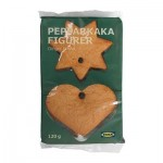PEPPARKAKA FIGURER Имбирное печенье, звезды/сердечки