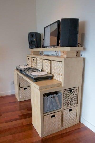 DJ fjernkontroll fra IKEA