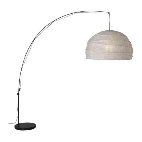 Regolit Floor Lamp Curved 501 034 06