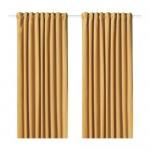 SANELA blackout curtains, 1 pair