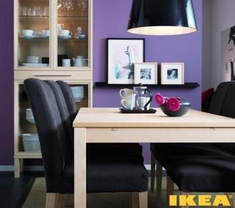 Innen IKEA Speise