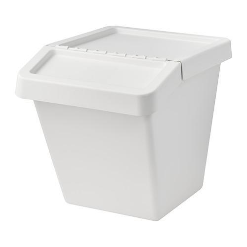 СОРТЕРА Бак мусорный - 60 л