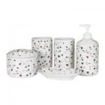 BUASHE bathroom sets, 5 items