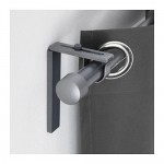 BETIDLIG Wall / Ceiling Mount - Silver