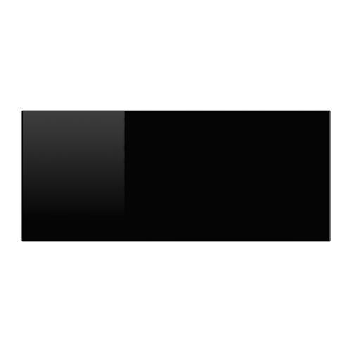 СЕЛЬСВИКЕН Фронтальная панель ящика - глянцевый черный