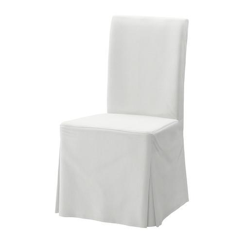 ХЕНРИКСДАЛЬ Чехол для стула, длинный