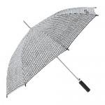KNALLA зонт черный/белый