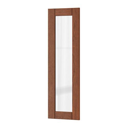 ФИЛИПСТАД Стеклянная дверь - 30x100 см