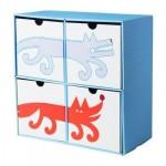 RINGDANS BARNSLIG Mini chest of drawers 4