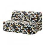 ЛИКСЕЛЕ Чехол на 2-местный диван-кровать - Больста разноцветный