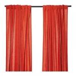 NETVIDE curtains, 2 pc