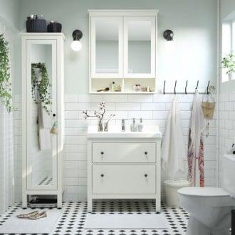 HEMNES, HEMNES, HEMNES di kamar mandi