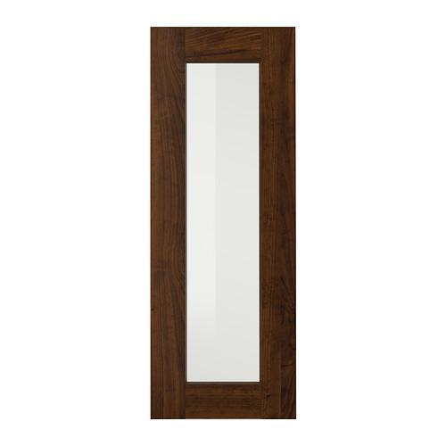 ЭДСЕРУМ Стеклянная дверь - 30x80 см