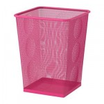 PAPER-paper basket - Pink
