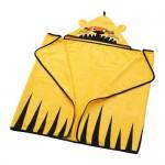 DJUNGELSKOG полотенце с капюшоном