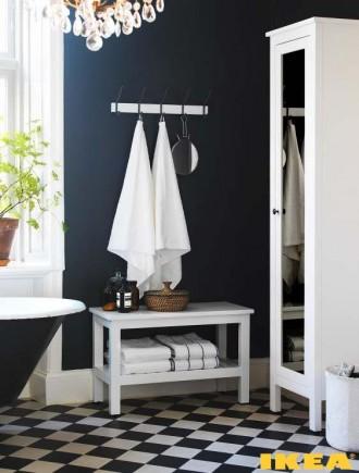 Badezimmerinnen 5 Quadratmetern